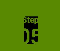 step5 カラースキーム