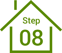 step8 上棟